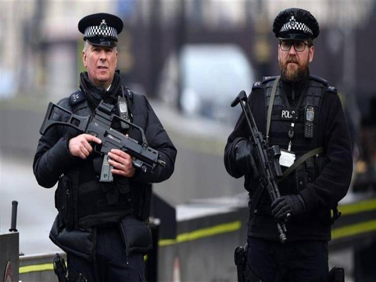 الشرطة البريطانية تعتقل رجلين للاشتباه بارتكاب هجوم بدافع عنصري