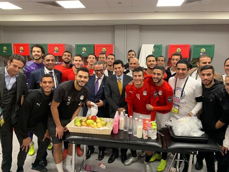 أشرف صبحي يتحدث عن.. المقارنة بين المنتخب الأول والأولمبي وعودة الجماهير