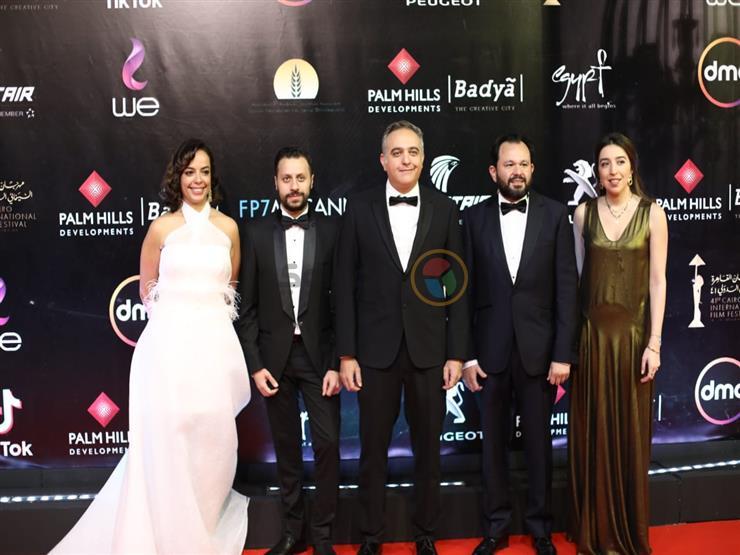 صور| يسرا وليلى علوي ونور اللبنانية ضمن حضور افتتاح