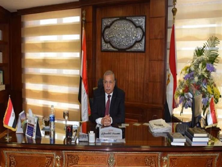 رئيس النيابة الإدارية يهنئ الرئيس السيسي والقوات المسلحة بذكرى انتصارات أكتوبر