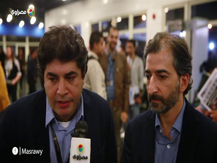 نجلا رزق الله يشيدان بفيلم والدهما في مهرجان القاهرة السينمائي