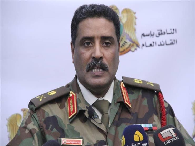 المسماري: عملياتنا في أبو قرينة لا تعتبر خرقًا لوقف إطلاق النار