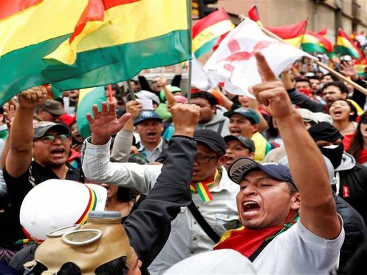 المتظاهرون الكولومبيون يعودون إلى الشارع وسط خلافات مع الحكومة