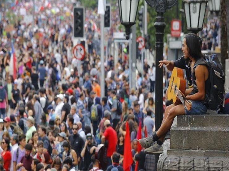 كولومبيا تنضم لموجة احتجاجات أمريكا اللاتينية مع تفاقم الغضب الشعبي