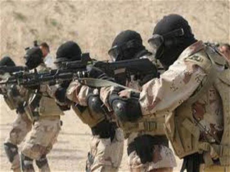 مصر وبريطانيا تنفذان تدريبًا مشتركًا في مجال مكافحة الإرهاب- فيديو