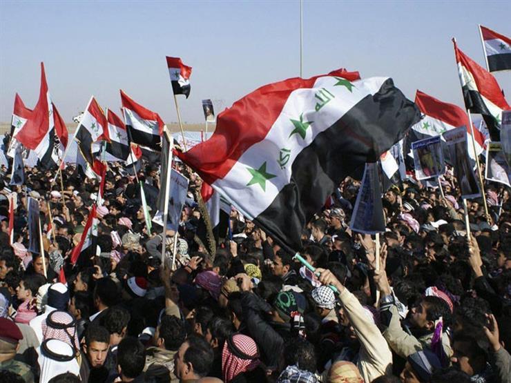 العراق.. مقتل محتجين اثنين وإصابة 25 بوسط بغداد