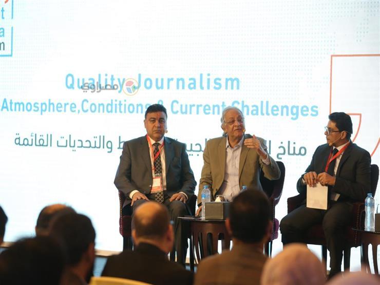 ياسر عبدالعزيز: هناك توافق بأن الوضع الحالي للإعلام كارثي
