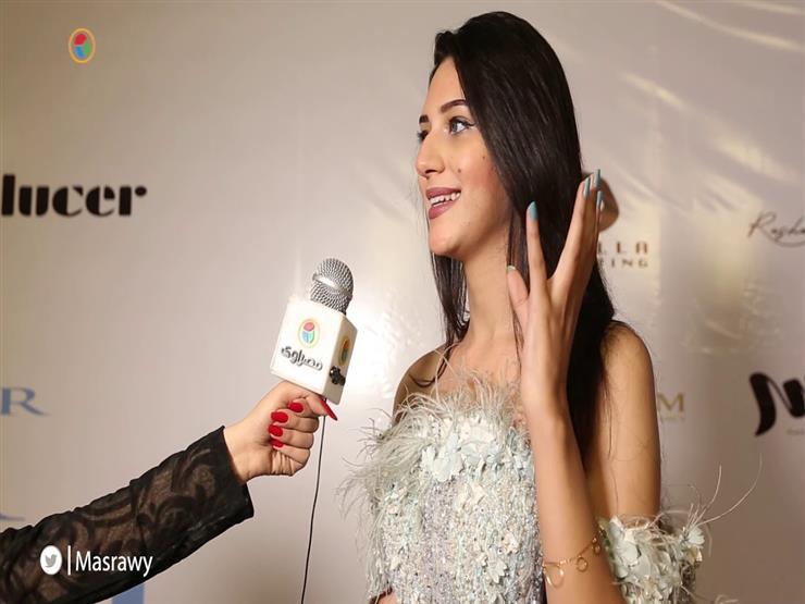 ملكة جمال مصر تكشف لمصراوي عن أسرار جمال بشرتها وشعرها