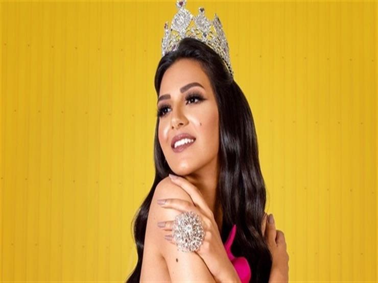 """ملكة جمال مصر تكشف لـ""""مصراوي"""" أسرار جمالها.. و""""السحر"""" الذي يجعل جسمها رشيقًا"""