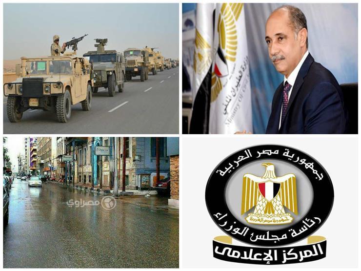 حدث في 8 ساعات| القضاء على 83 إرهابيًا.. ومصر تقفز 90 مركزًا في جودة الطرق