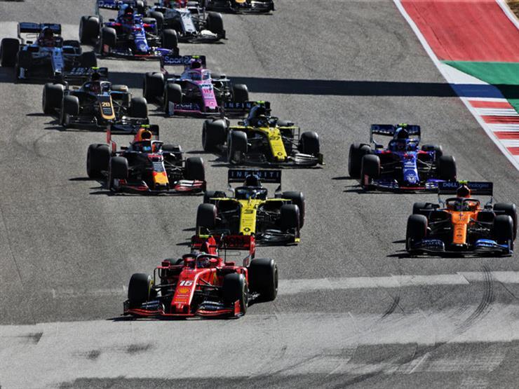 القائمة الكاملة لسائقي فرق فورمولا-1 في موسم 2020 المقبل