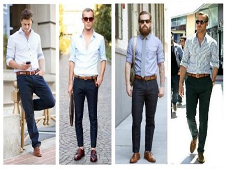 للرجل الأنيق.. إليك أبرز 7 تصميمات أحزمة الملابس الكاجول