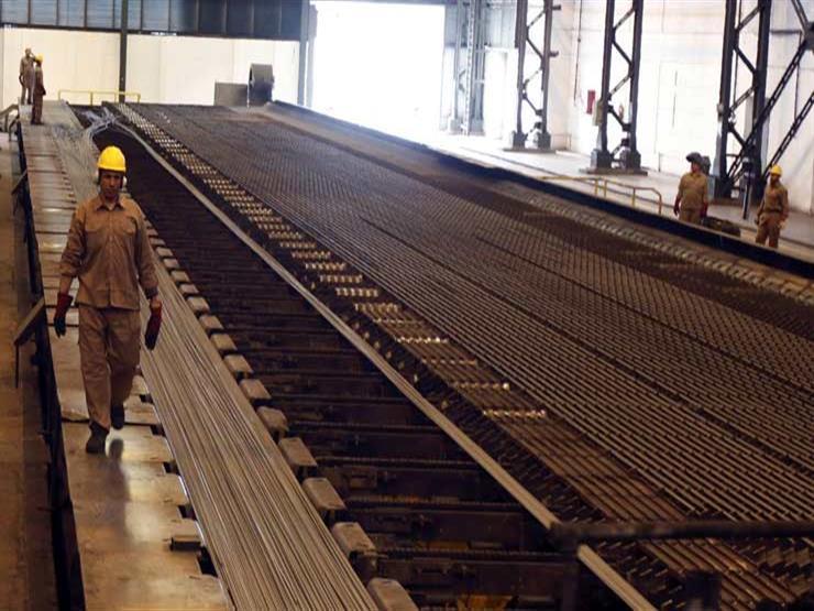 ينتج 1.4 مليون طن سنويا.. تفاصيل مصنع حديد السويس للصلب الجديد