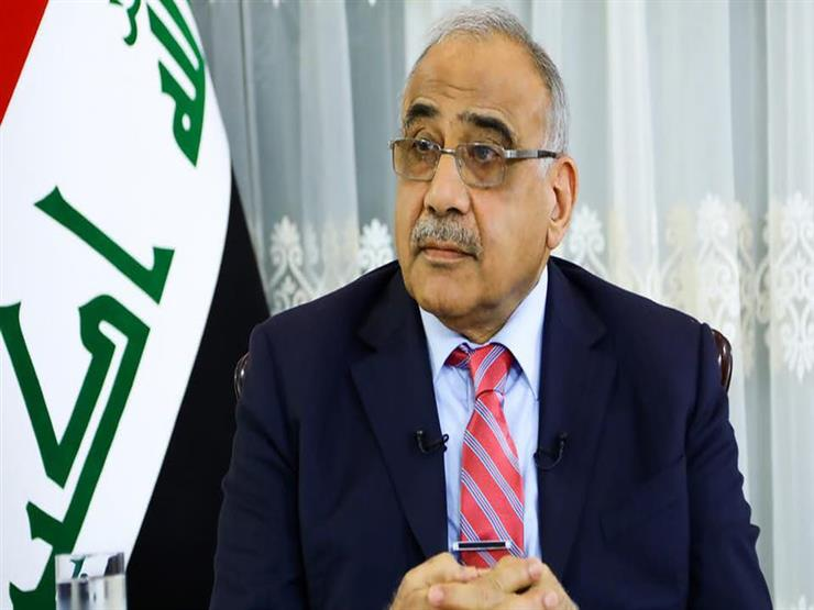 رئيس الوزراء العراقي: سأتقدم باستقالتي إلى البرلمان