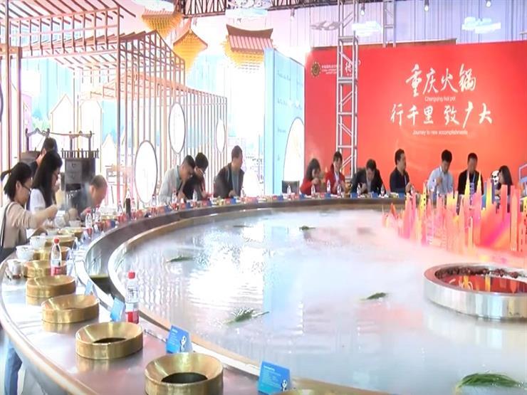 الصين تطهو أكبر طبق حساء في العالم- فيديو
