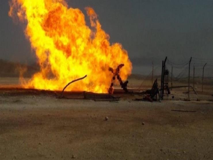 مصرع عامل وإصابة آخرون في انفجار بمصفاة بانياس في سوريا