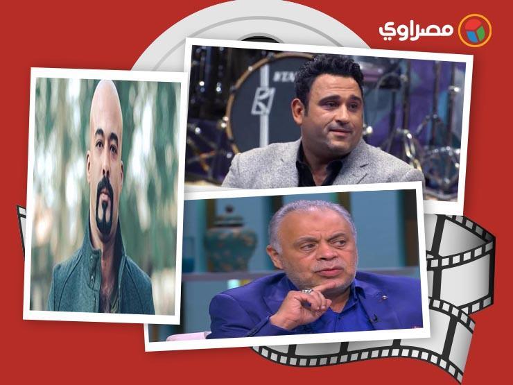 النشرة الفنية| وفاة هيثم أحمد زكي ووالد فنان شهير وسبب غضب حلا شيحة