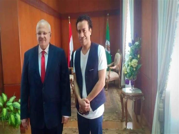 رئيس جامعة القاهرة: حان الوقت للارتقاء بالذوق الفني