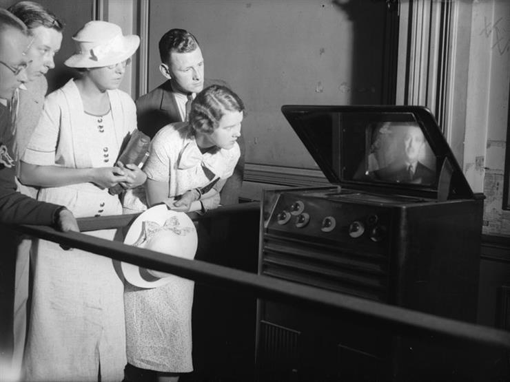 قبل عصر السرعة.. لقطات من الحياة في القرن العشرين  (صور)