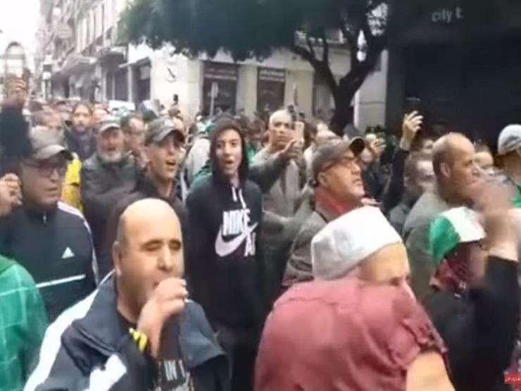 انطلاق الجمعة 38 من حراك الجزائر - فيديو
