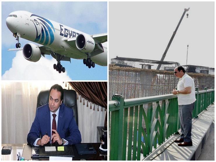 حدث في 8 ساعات| السيسي يتفقد مشروعات بمصر الجديدة.. والحكومة تنفي 11 شائعة
