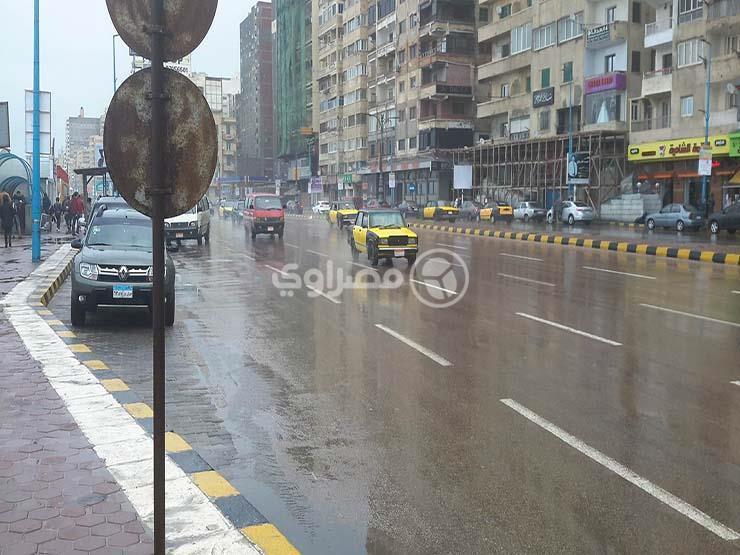 أمطار على مدينتين .. الأرصاد تعلن بيان حالة الطقس ليوم الأح   مصراوى