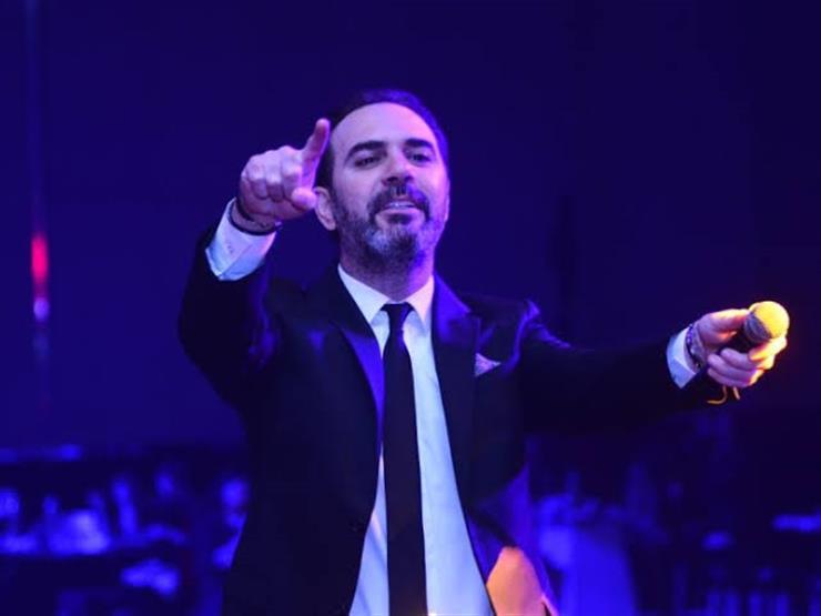 """وائل جسار يعلن تفاصيل حفلته مع تامر حسني ونانسي عجرم في """"عيد الحب"""""""