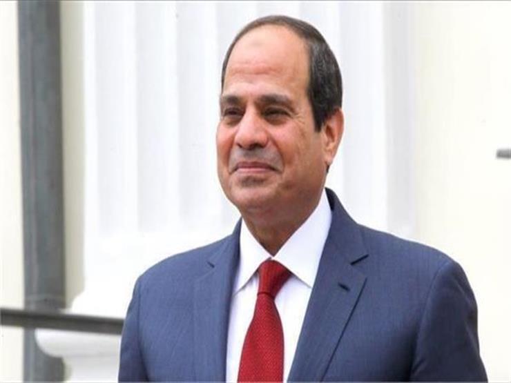 """ترحيب خاص.. السيسي يصل الإمارات و""""بن زايد"""" في استقباله"""