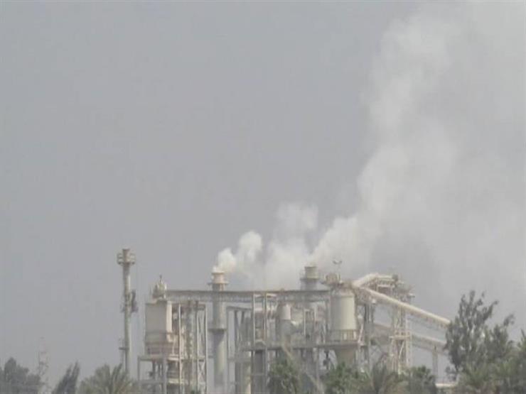 إصابة 27 شخصًا بإغماء واختناق بسبب استنشاق أدخنة مصنع أبو زعبل