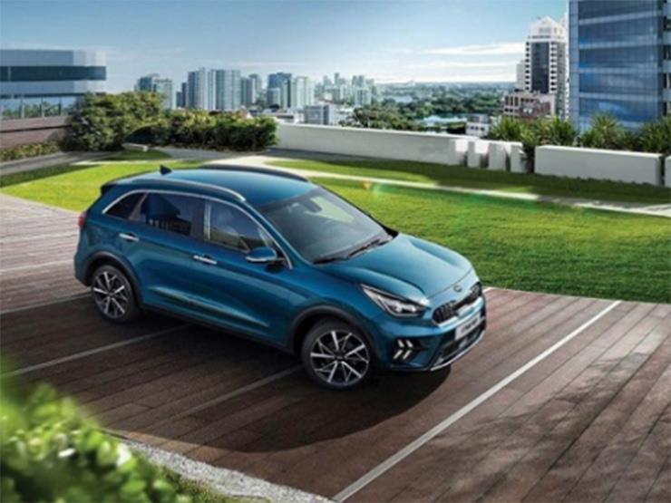 كيا تطلق سيارتها Niro Hybrid الجديدة بمدى سير يصل لـ700 كلم