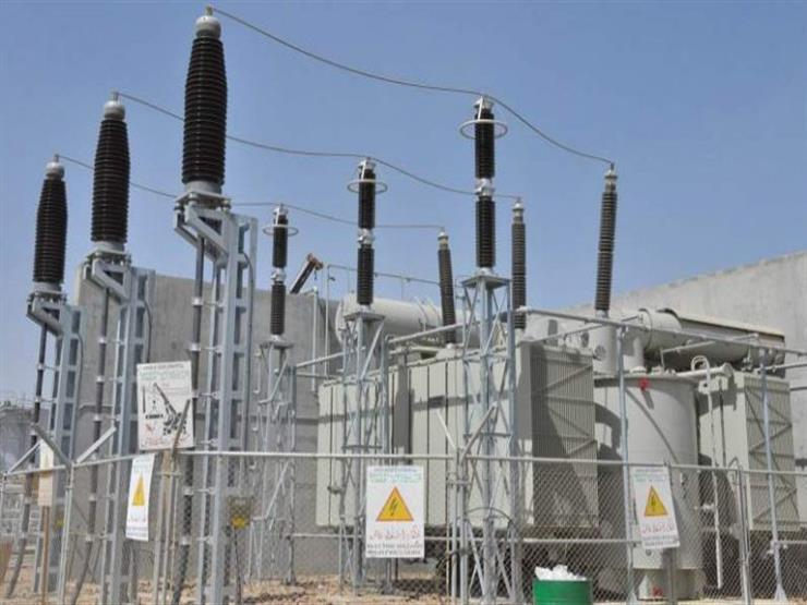 بدء التشغيل التجريبي لخط كهرباء (شرق العوينات- بلاط)