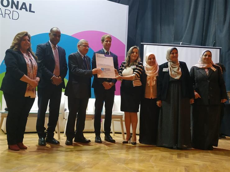 """""""التعليم"""" تكرم المدارس الفائزة بجائزة """"المدرسة الدولية"""""""
