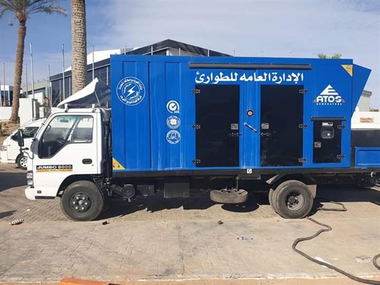 رئيس القناة للكهرباء: طوارئ لتأمين منتدى شباب العالم بشرم الشيخ