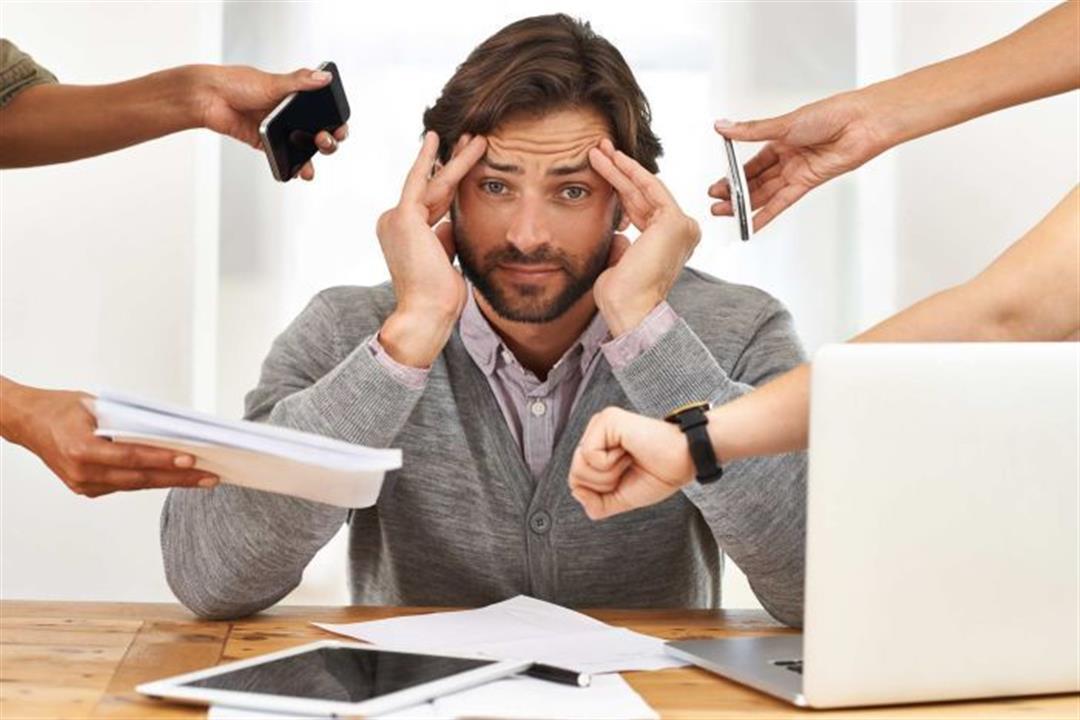 تحذير.. التوتر النفسي يهدد بالشد العضلي والسكتات الدماغية