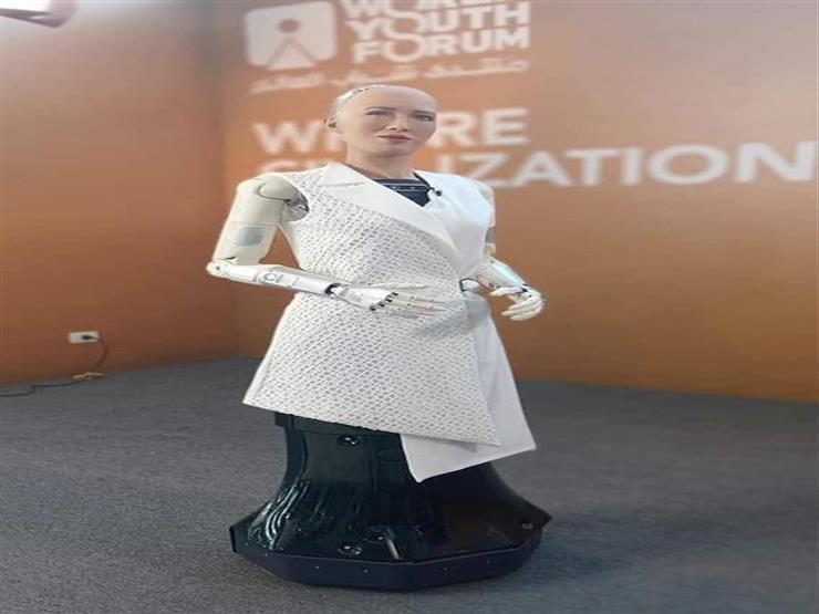 الروبوت صوفيا: لا يوجد منافسة بين الروبوتات والإنسان