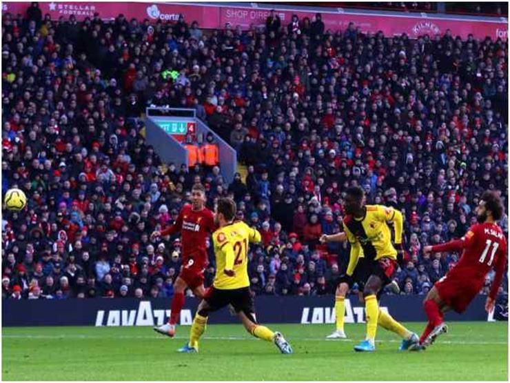 بالفيديو: ليفربول يوسع فارق الصدارة لـ 11 نقطة بثنائية صلاح في واتفورد