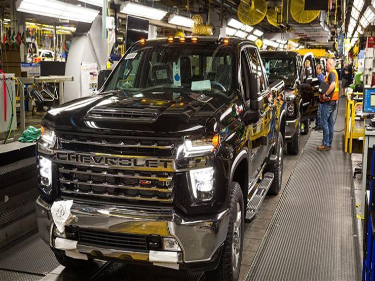 جنرال موتورز تستثمر 1.5 مليار دولار لإنتاج جيل جديد من الشاحنات الخفيفة