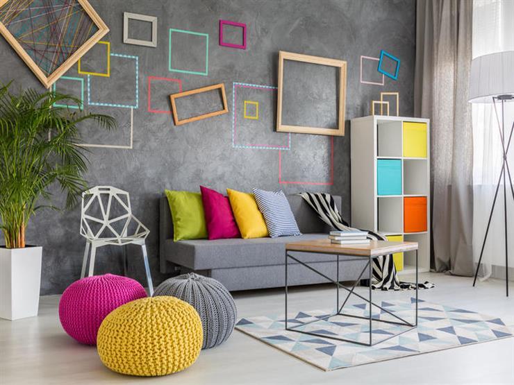 4 نصائح لاختيار لون الطلاء المناسب لشقتك: المساحة عامل مهم