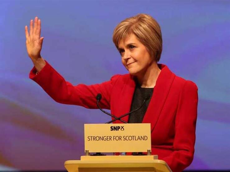 رئيسة وزراء اسكتلندا تطالب رئيس الوزراء البريطاني بإجراء استفتاء ثان على استقلالها