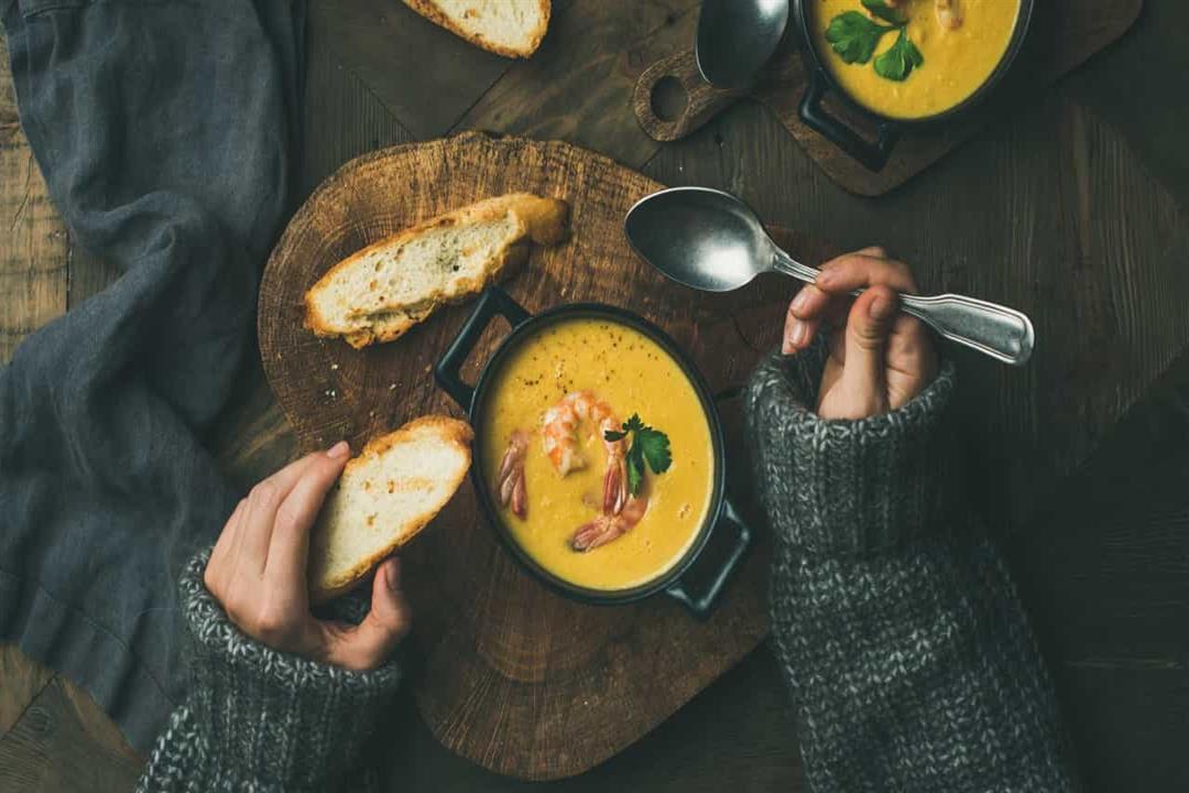 المحشي وشوربة العدس.. أطعمة مفيدة تمنحك الدفء في الشتاء (صور)
