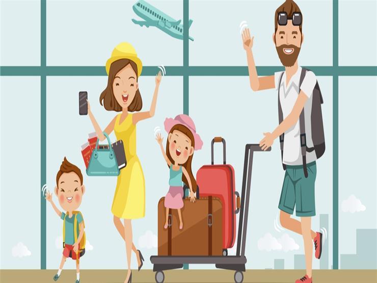 لإجازة ممتعة.. 10 نصائح ذهبية للسفر مع أطفالك