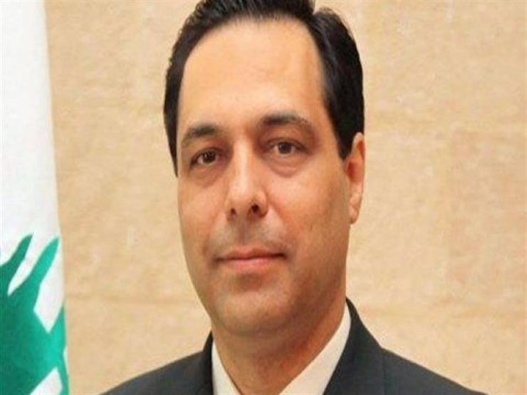 دياب يبدأ المشاورات لتشكيل الحكومة اللبنانية غداة صدامات وقطع طرق