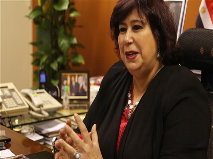 وزيرة الثقافة: نجحنا في توصيل الخدمات الثقافية إلى المناطق الحدودية