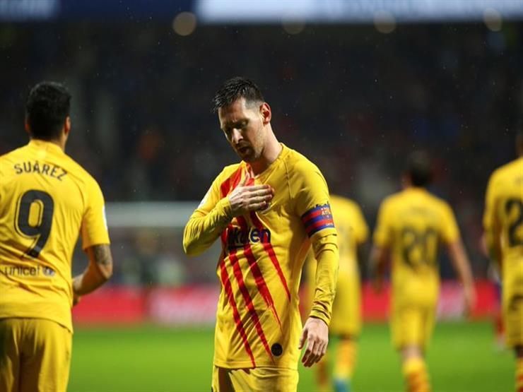 أهداف الأحد.. ثلاثية بيراميدز في رينجرز.. وهدف ميسي أمام أتليتكو مدريد