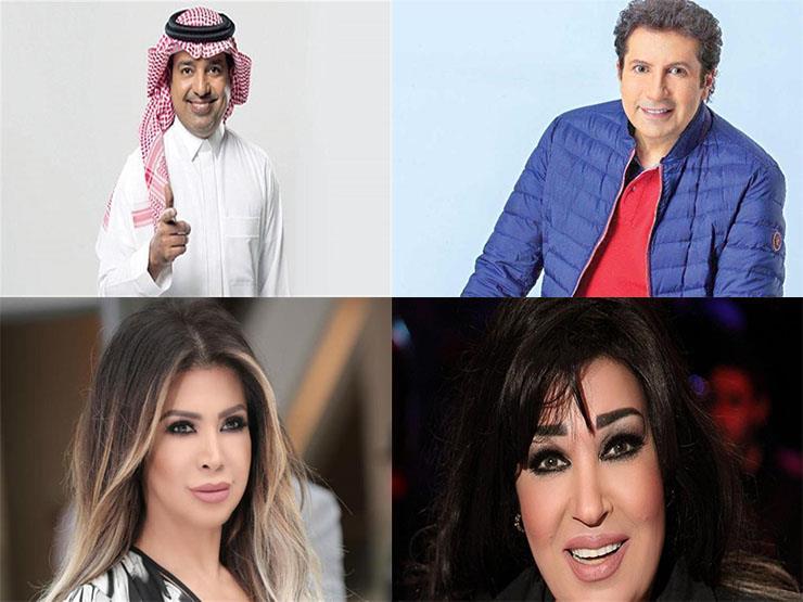 نجوم الفن يهنئون شعب الإمارات بالعيد الوطني