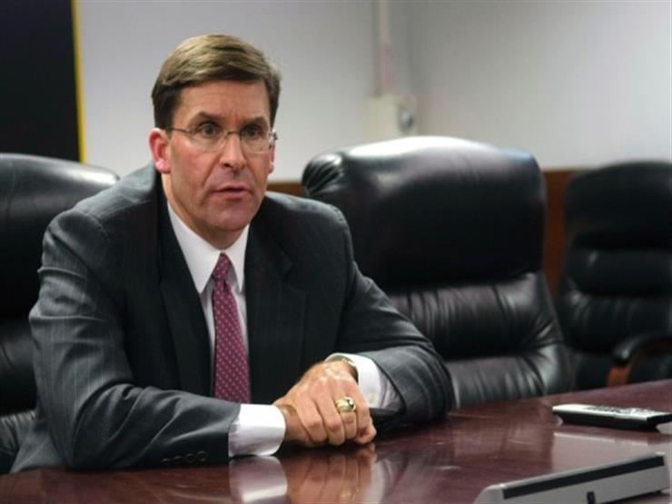 وزير الدفاع الأمريكي يتراجع عن قرار إعادة الجيش إلى قواعده