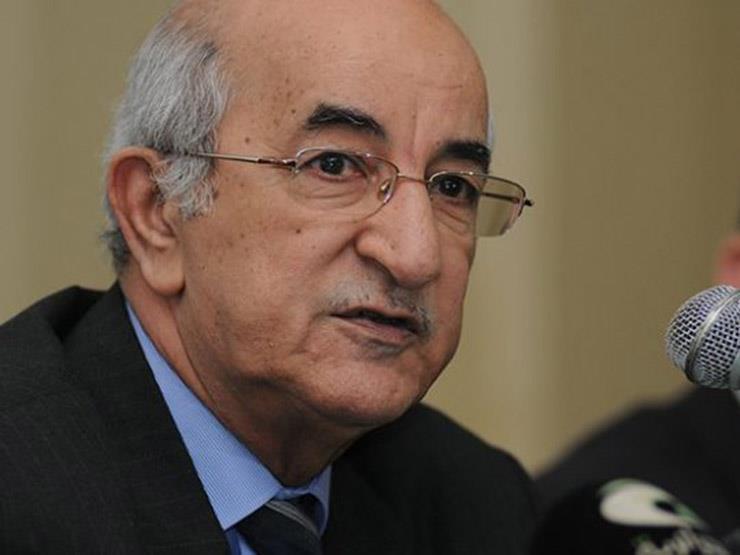 الرئيس الجزائري يفتتح معرض الإنتاج الوطني في أول نشاط رسمي له