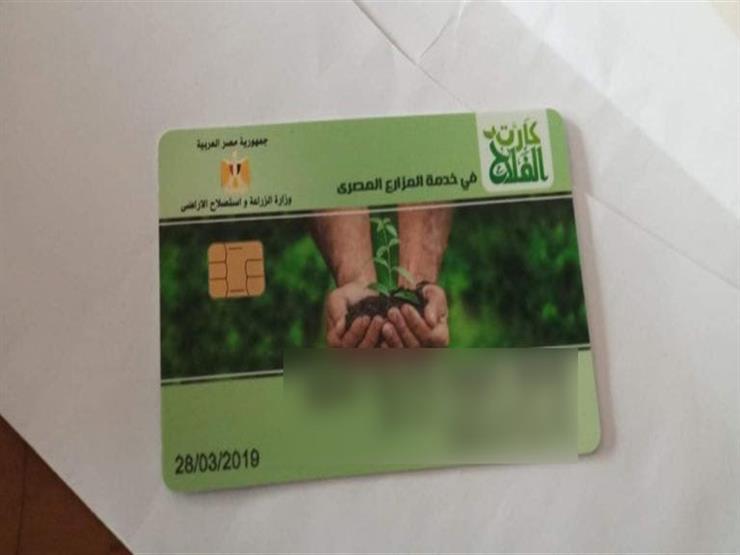 رئيس البنك الزراعي: توزيع 122 ألف كارت ذكي للفلاح في بورسعيد والغربية