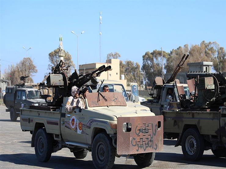 """الحكومة الليبية المؤقتة تستنكر """"العدوان التركي"""" على قاعدة الوطية"""