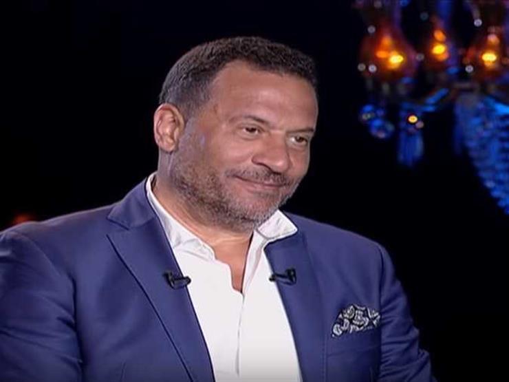 """أول عمل من تأليفه.. ماجد المصري يواجه نيكول سابا في""""الوجه الآخر"""""""